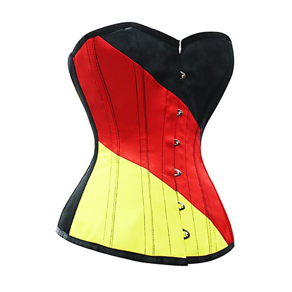 Castilla German Flag Corset