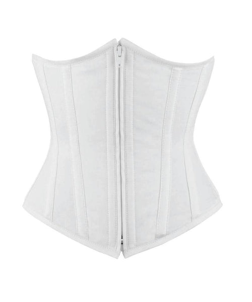 Ashton Waist Shaper Corset in 100% Cotton