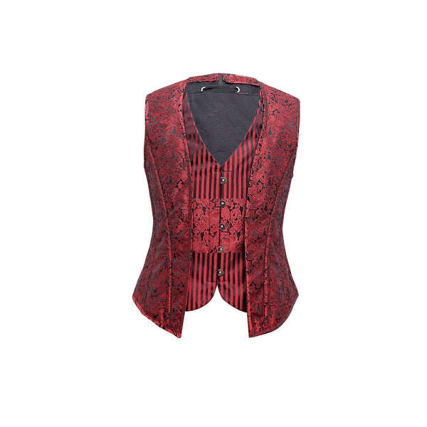 Ned Brocade Waist Coat
