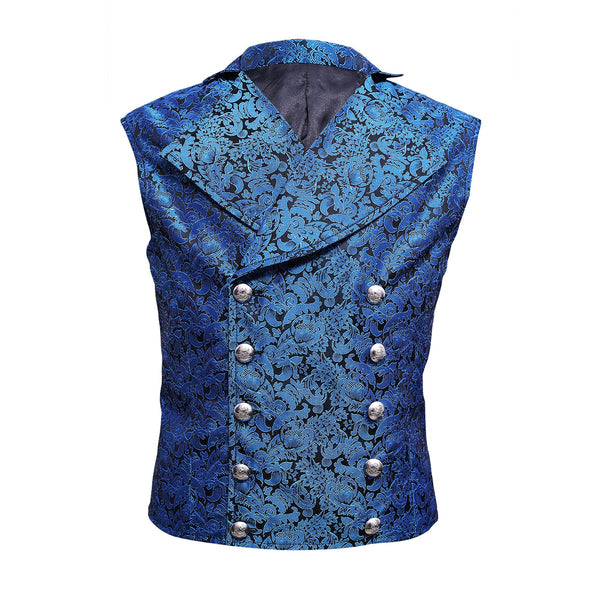 Loki Brocade Waist Coat