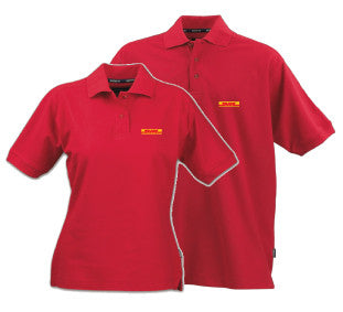 DHL Oxford Cotton Polo Shirt (Men's & Women's)