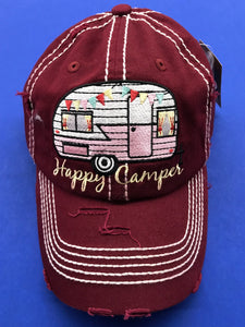 Happy Camper Cap
