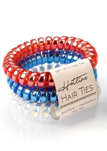 Team USA Hotline Hair Ties
