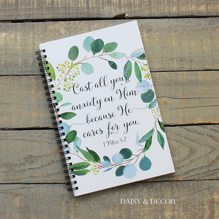 Bible Study Journal 90 Day