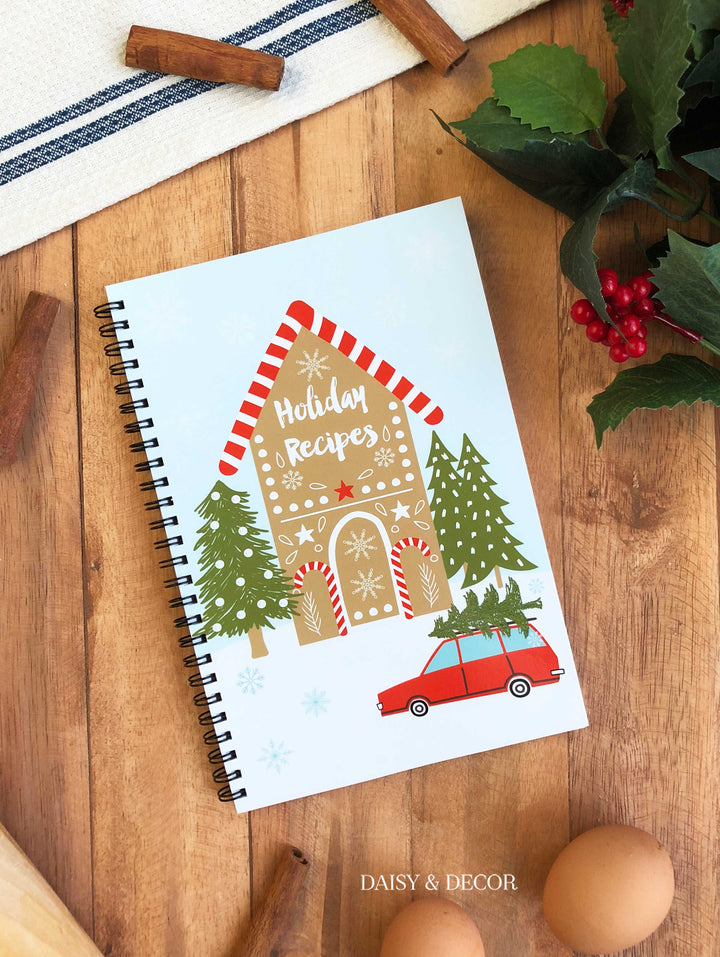 Holiday Kitchen Recipe Journal
