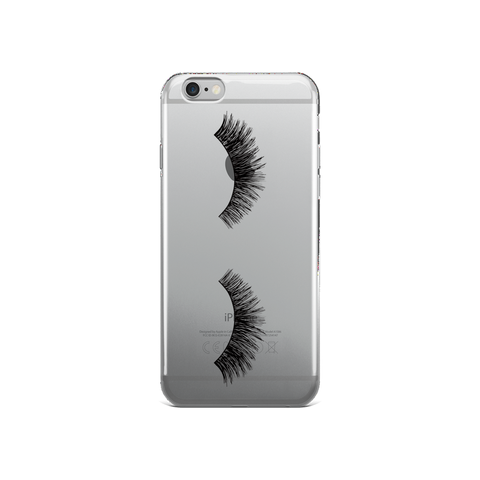 Eyelashes I Phone 6 Case