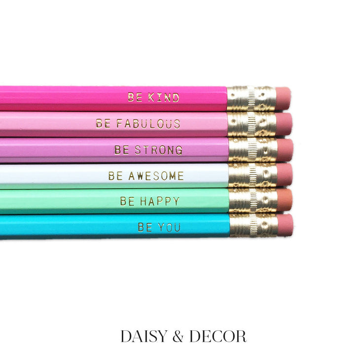 Be You Pencil Set