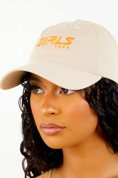 Sorella Light Tan Drop 4 Hat