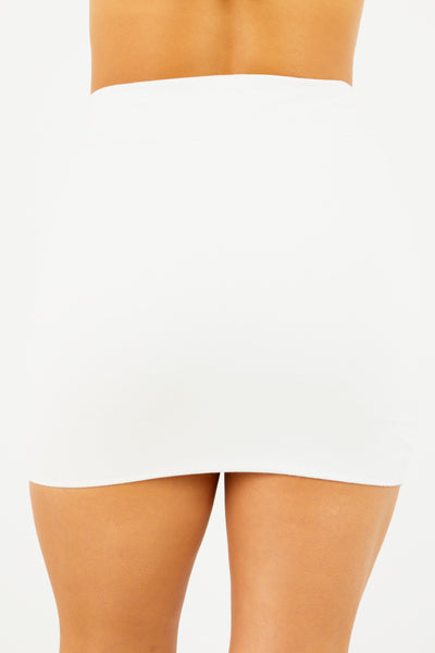 White Girls Tour Authentic Skirt