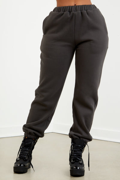 Essential Sweatpant - Charcoal