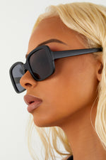 Matte Black Marathon Sunglasses