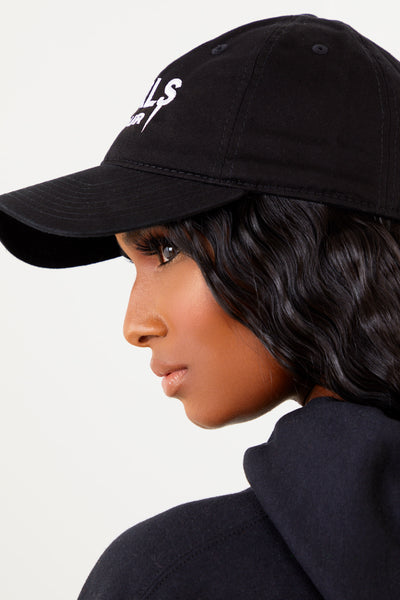 Girls Tour Hat - Black