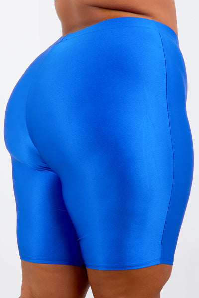 Royal Shape Athletic Biker Shorts