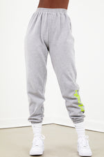 FUBU Grey Sweatpants