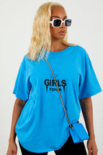 OG Girls Tour Tee - Teal