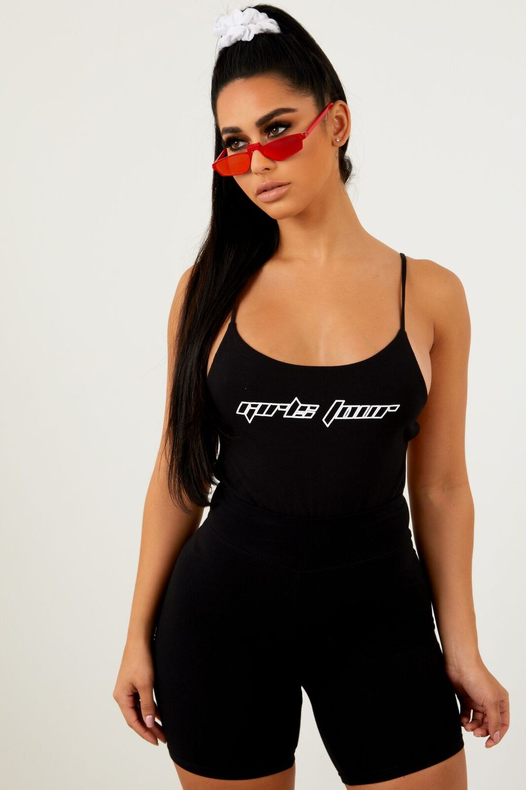 Girls Tour Racing Bodysuit