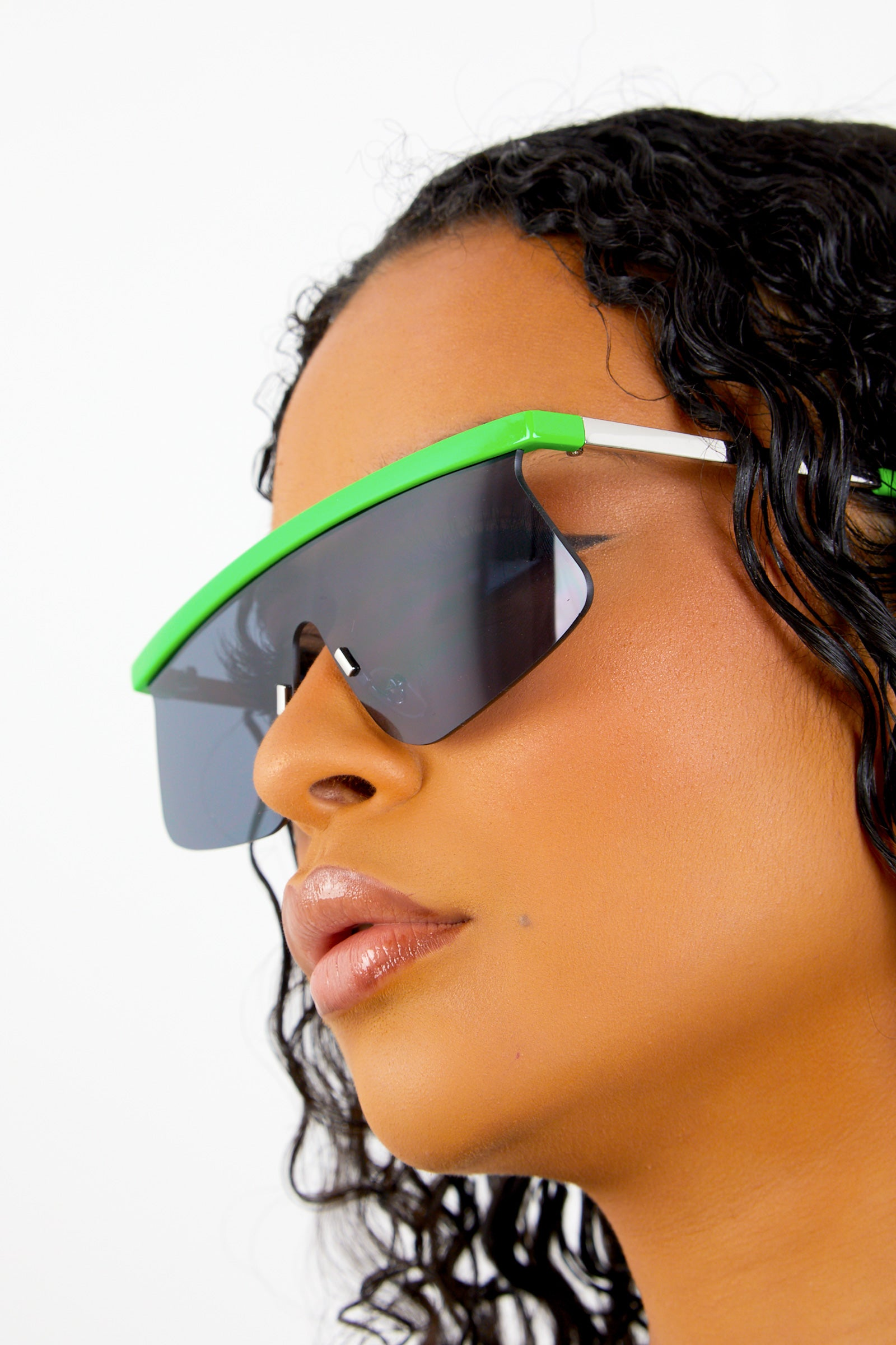 Electric Sunglasses -Neon Green