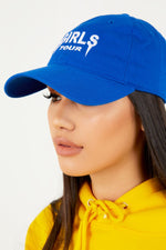 Girls Tour Hat - Royal Blue
