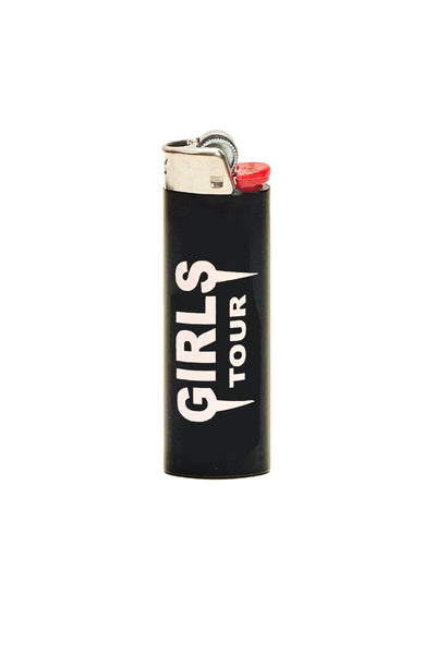 Girls Tour Lighter Black