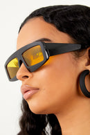 Outstanding Sunglasses- Yellow/Black