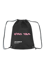 Girls Tour Drawstring Backpack