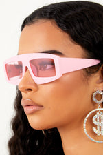 Outstanding Sunglasses - Pink/Pink