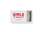 Girls Tour Spark Up Matches
