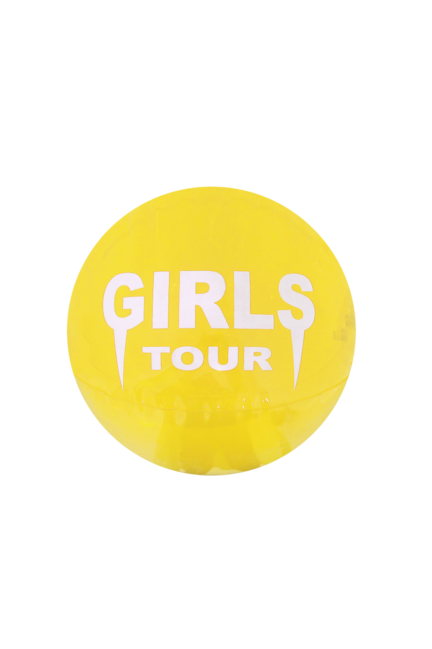 Girls Tour Beach Ball