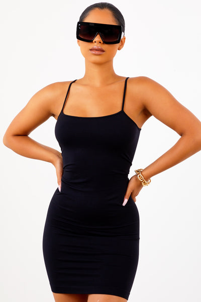 Love Struck Dress - Black