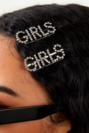Girls Diamond Hairpin