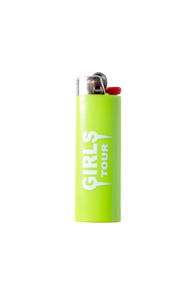 Girls Tour Lighter Lime
