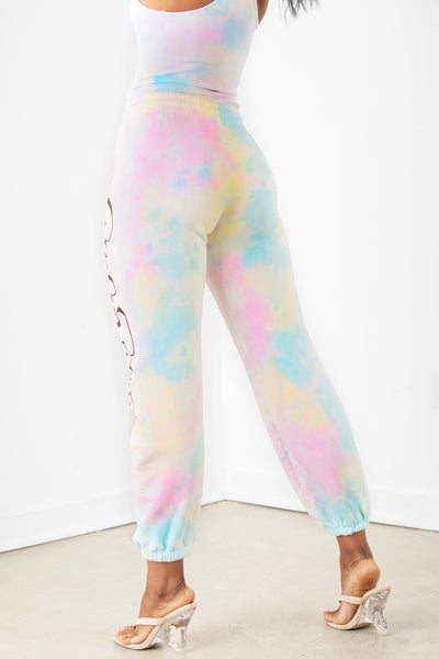 Girls Tour Cotton Candy Sweats