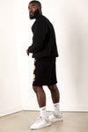 Swish Seen It All Shorts-Black