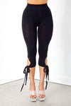 Black Ballerina Leggings