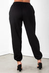 Og Girls Tour Outline Sweatpants Black