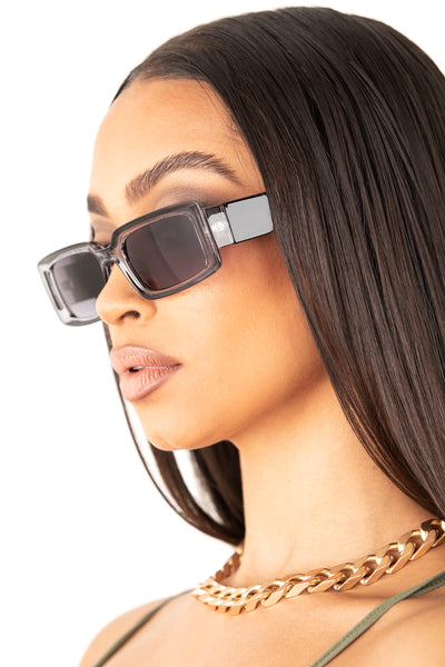 Grey Rules Sunglasses