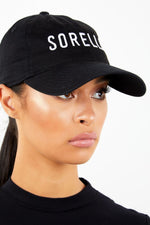 Sorella Dad Hat - Black