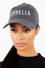 Sorella Dad Hat - Charcoal