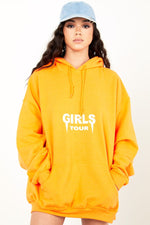 OG Girls Tour Hoodie Orange