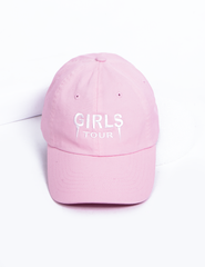 Girls Tour Hat- Pink