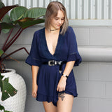 ZARA PLAYSUIT
