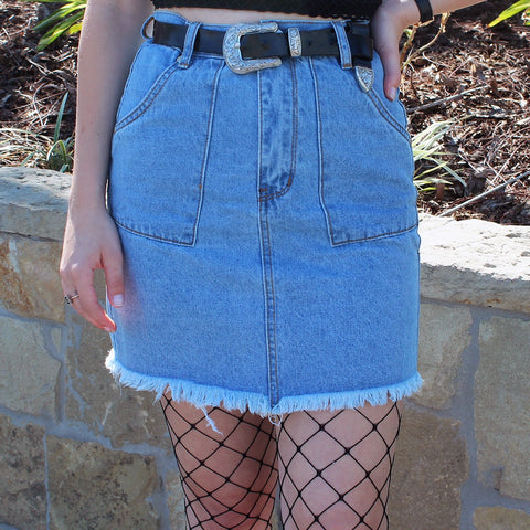 DANNY DENIM MINI