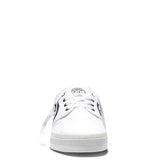 ZAKIM CANVAS LOW WHITE