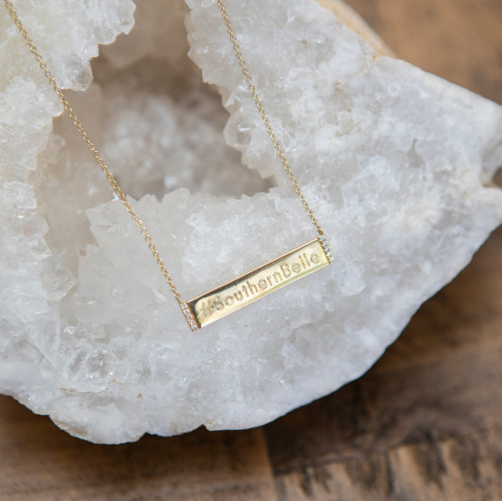 #SouthernBelle Necklace