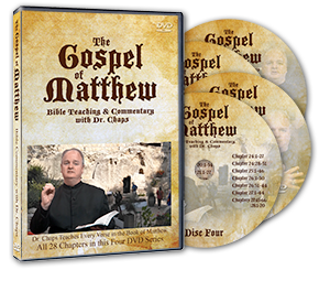The Gospel of Matthew (DVDs)