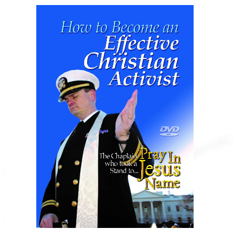 How To Become An Effective Christian Activist