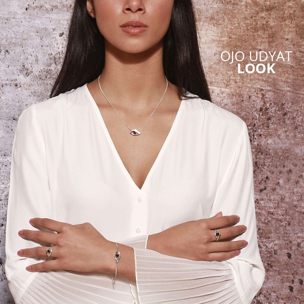 OJO UDYAT LOOK DoMo Jewelry