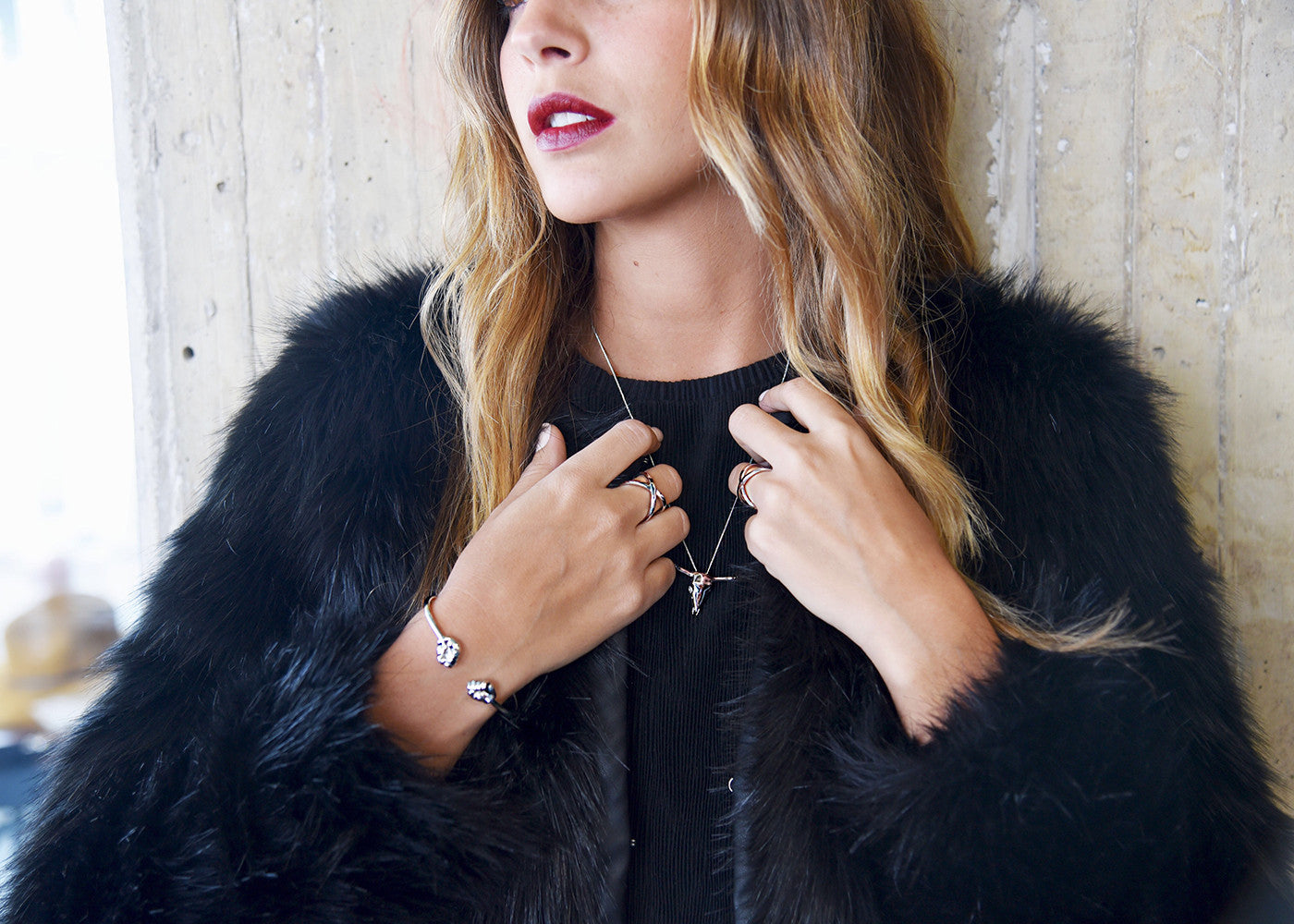 Saturday Night Look - Shop the Look - DoMo Jewelry