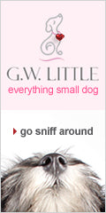 GW Little banner for small dogs