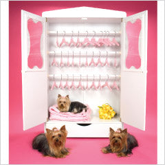 Dog Armoire by Puppe Love